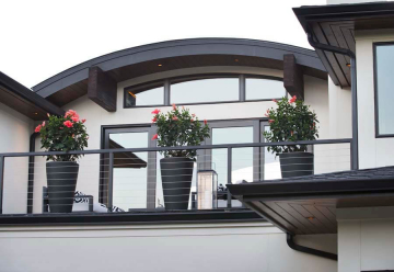 Modern Contemporary - Exterior Balcony