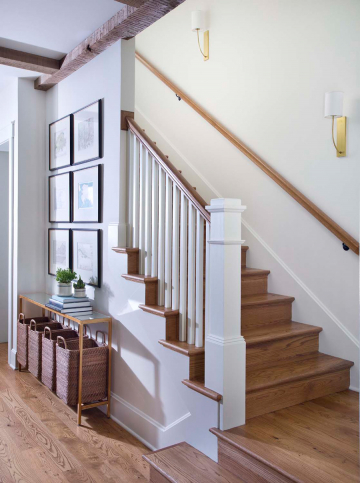 Craftsman Style - Staircase Design