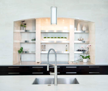 Modern Contemporary - Kitchen Detail