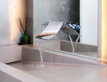 Modern Contemporary - Sink Detail