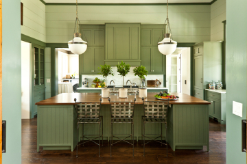 Southern Living Idea House - Kitchen