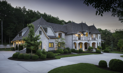 french-eclectic-exterior