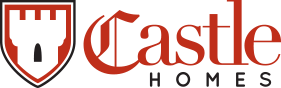 Logo - Link to Castle Custom Homes | Home Builder Nashville homepage