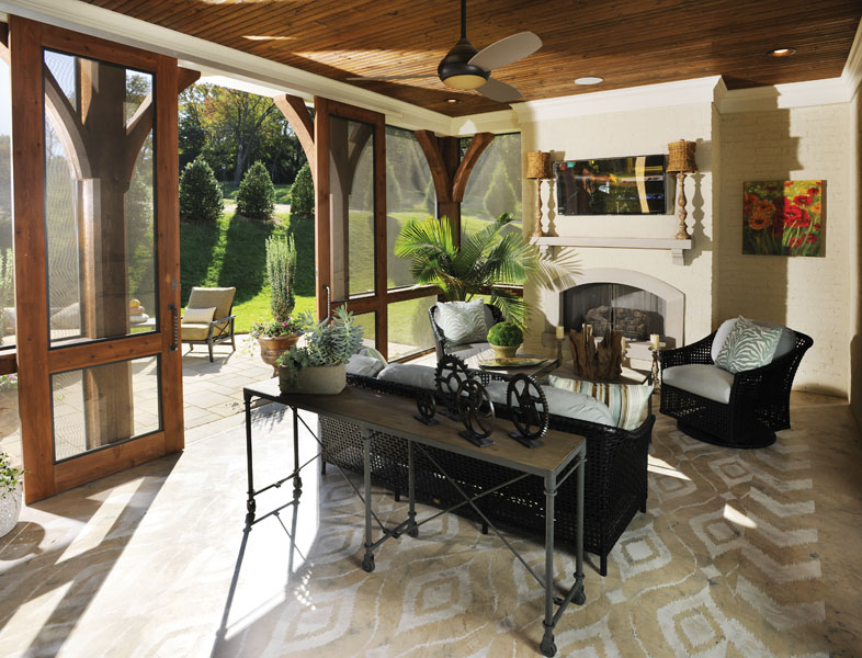 The Art Of Perfect Porch