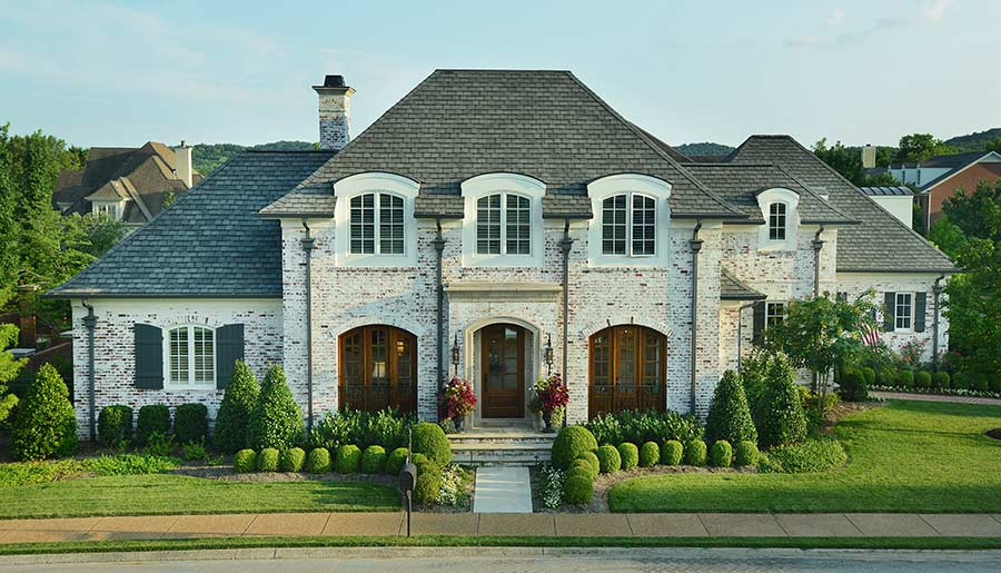 French Country Castle Custom Homes Home Builder Nashville